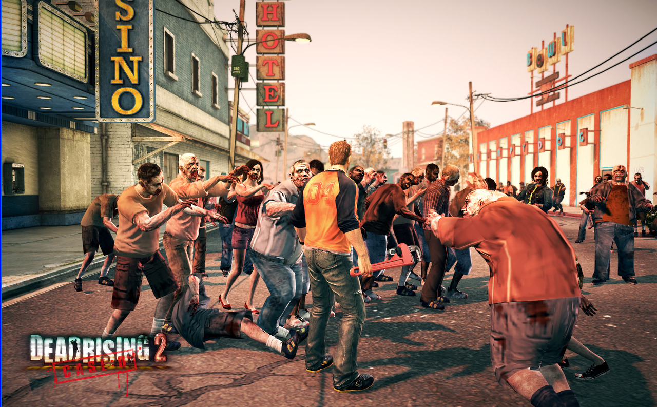 Dead Rising 2 Case Zero Combo Weapons Guide Xblafans