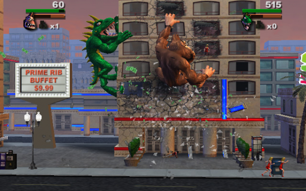 Xbla S Most Wanted Rampage Total Destruction Xblafans
