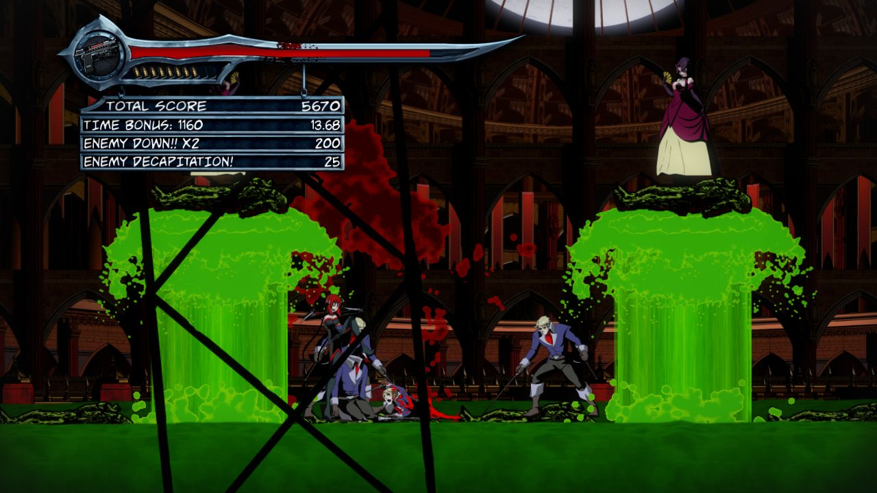 Bloodrayne Betrayal Review Xbla Xblafans