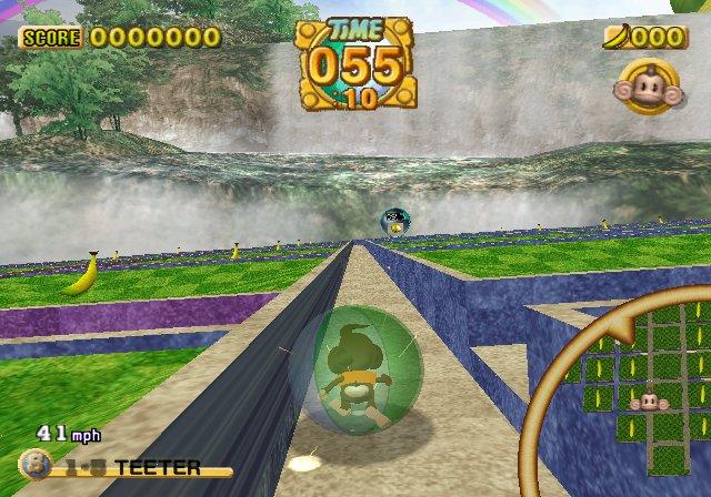 super monkey balls online