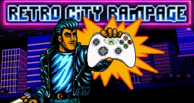 Retro City Rampage XBLA