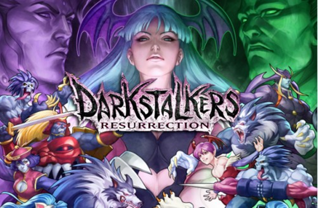 Darkstalkers Resurrection XBLA