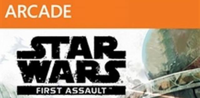 Star Wars First Assault XBLA Box Art