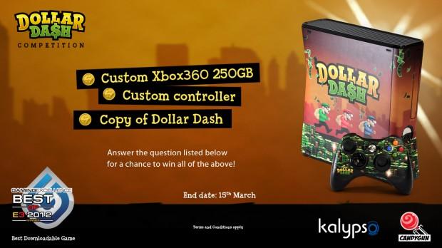 Dollar Dash Prize 2