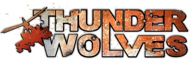 Thunder Wolves Logo