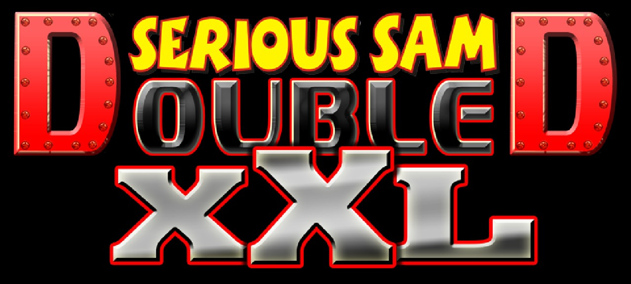 serious sam ddxxl logo