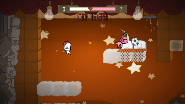 BattleBlock Theater Ball Game