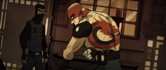Mark of the Ninja Tattoo