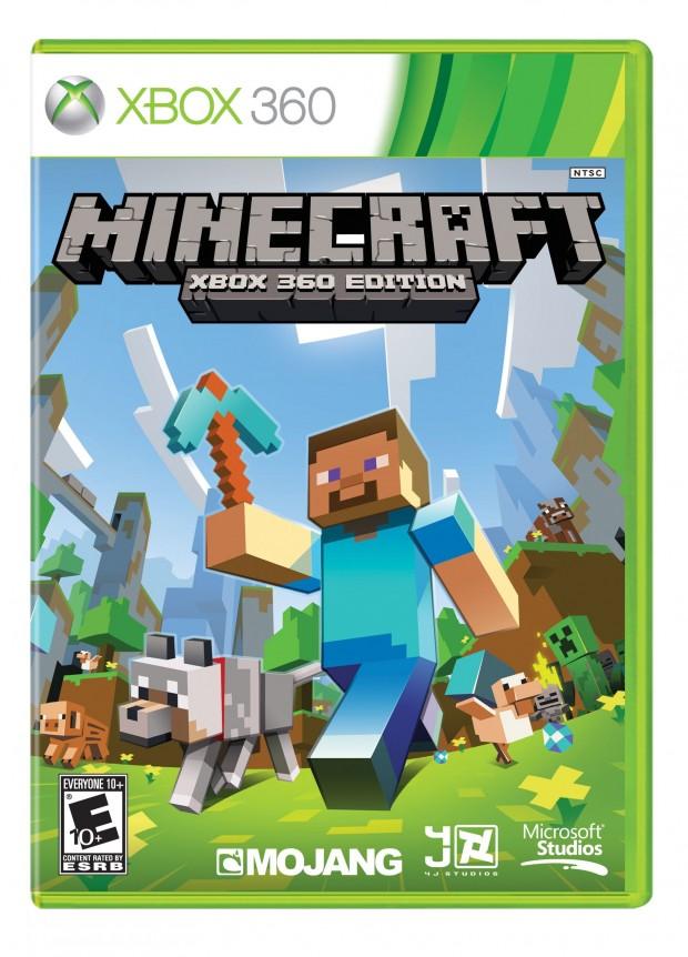 Minecraft-360-Retail