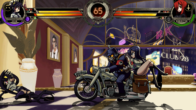 Skullgirls Slightly Different