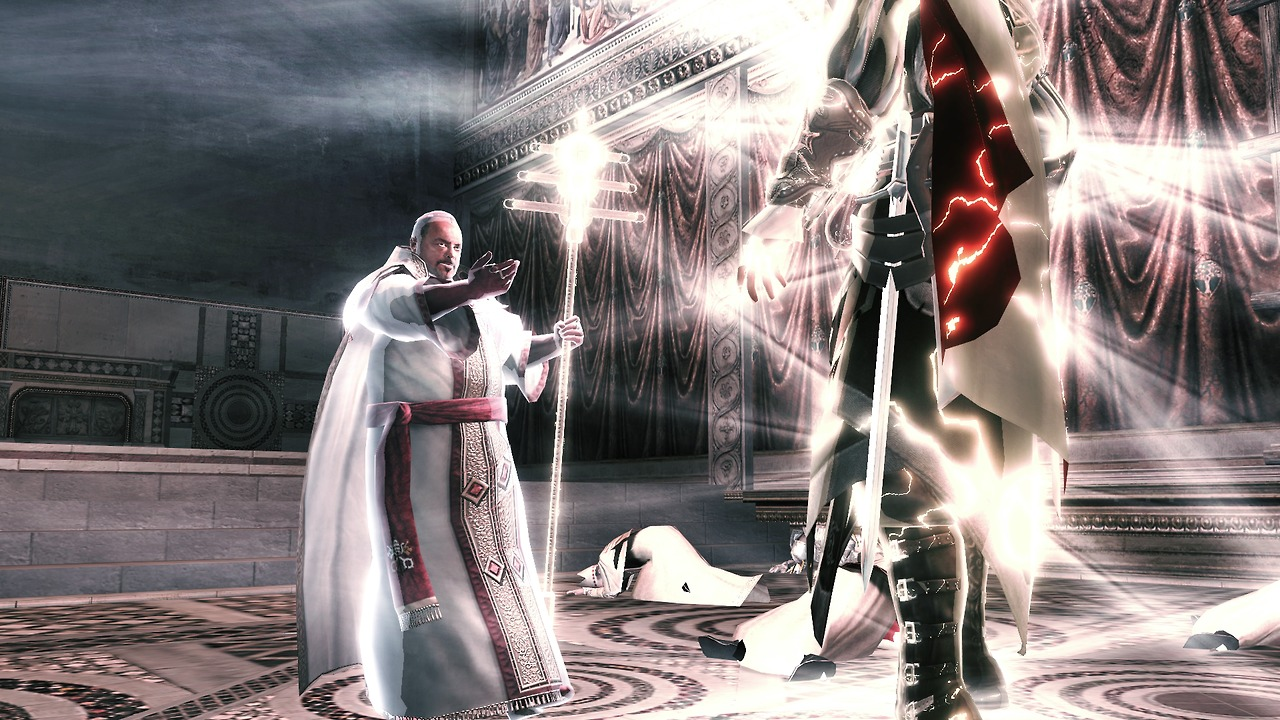 assassins creed pope