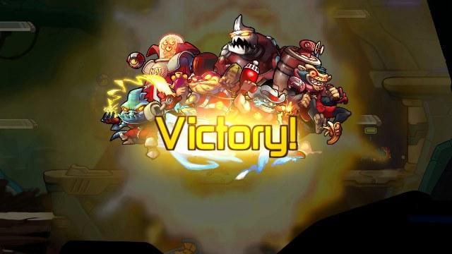 Awesomenauts Victory