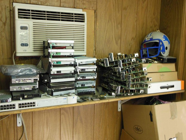 Peyregned has amassed a rack of generous organ donations from fallen Xbox 360s