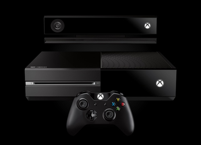 Xbox One Controller, Console and Kinect