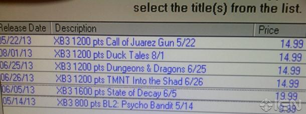 gamestop leak