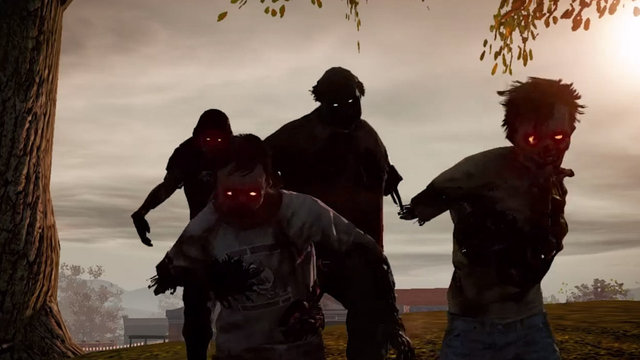 State of Decay Zombies