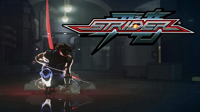 Strider-Title