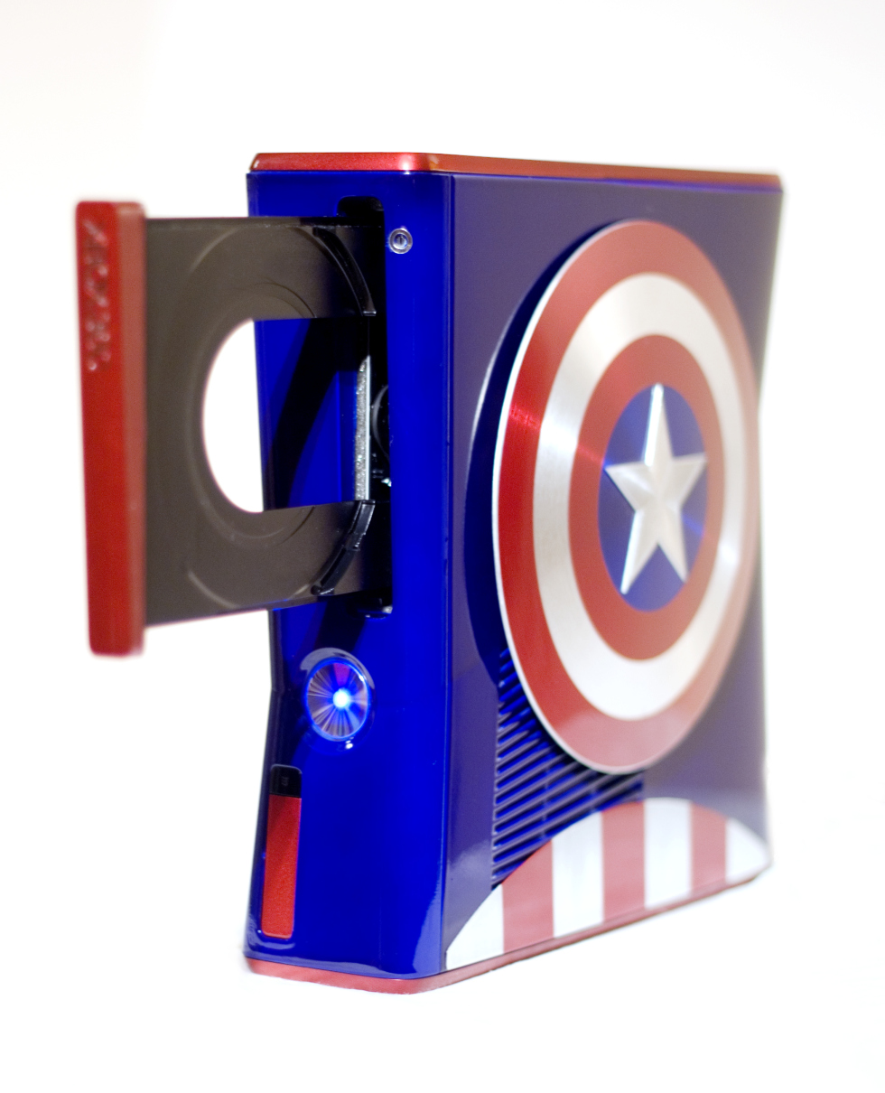 captain america 360 case