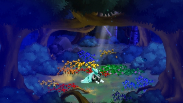 Dust An Elysian Tail Forest