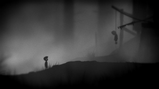 Limbo Hanging Boy