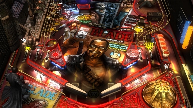 Pinball FX2 Blade Table