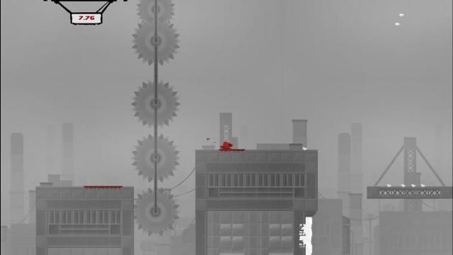 Super Meat Boy Skyscraper
