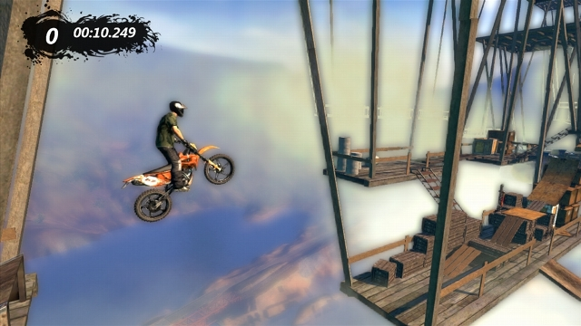 Trials Evolution Course