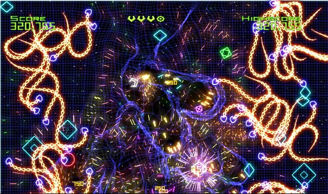Geometry Wars Retro Evolved XBLA