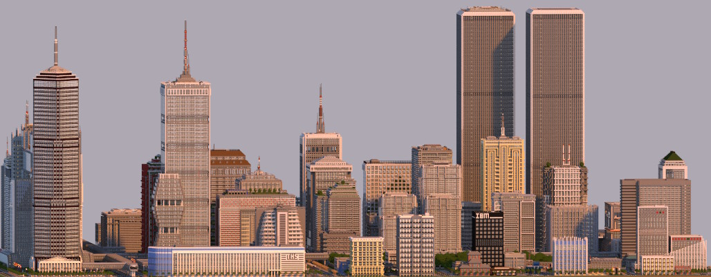 Map New York Minecraft Xbox.Xbox 360 Minecraft Recreation Of New York City Revealed Xblafans