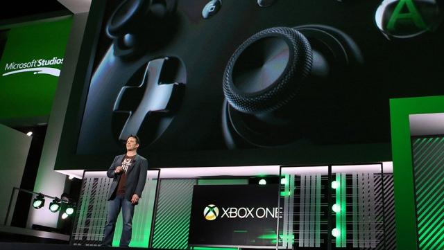 Phil Spencer Xbox Boss