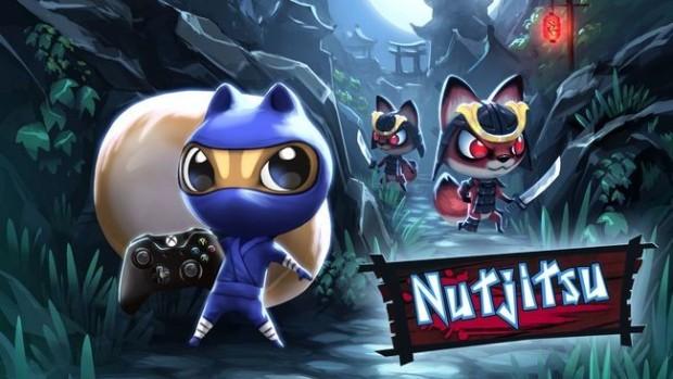 Nutjitsu Cover