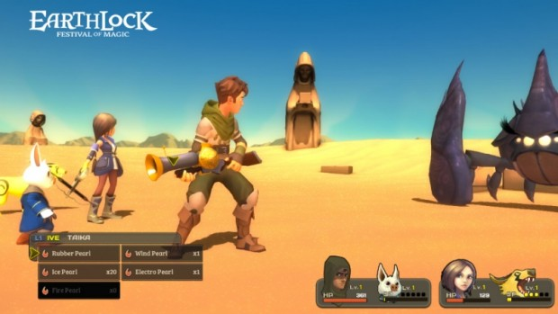Earthlock Screen Shot