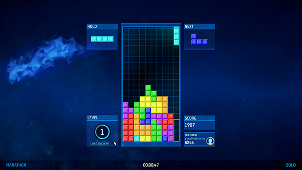 tetris ultimate 1