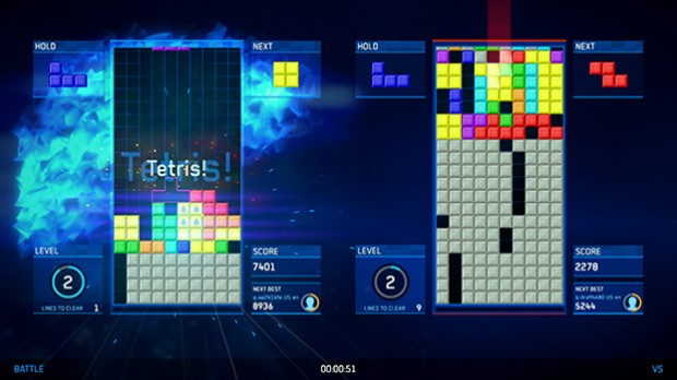 tetris ultimate 4