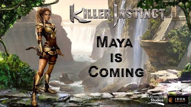 killer instinct maya
