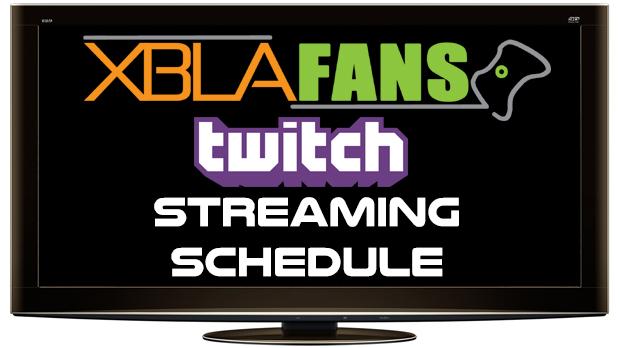 twitch stream_xbla_fans