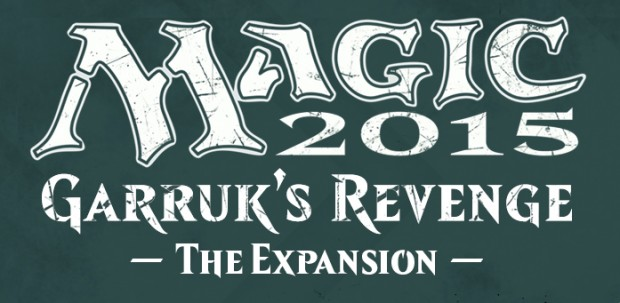 Magic 2015 - Garruk's Revenge logo