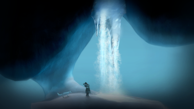 Never Alone Icicle