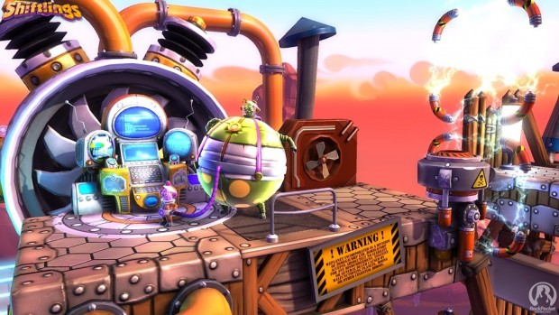 shiftlings screenshot