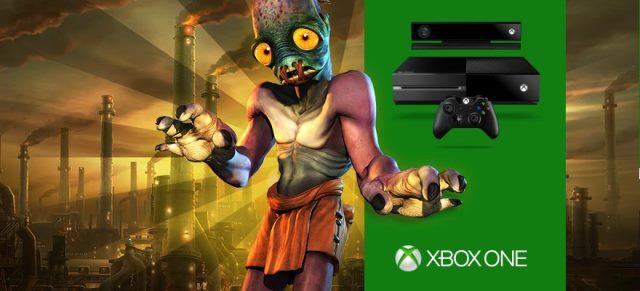 Oddworld New 'n' Tasty for Xbox One
