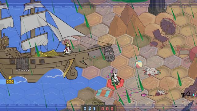 Game 4 Ship