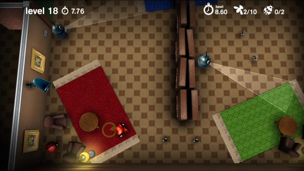 Spy Chameleon Screenshot 4