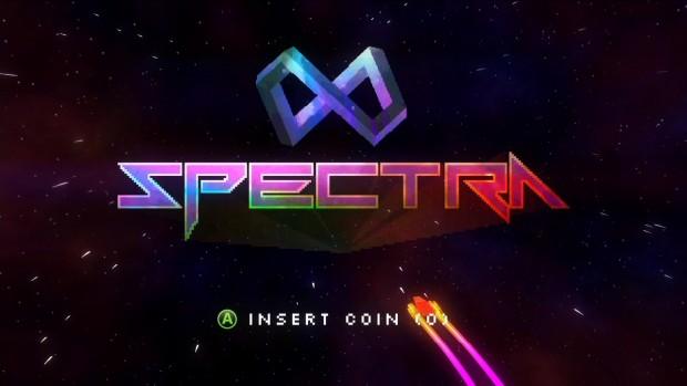 Spectra Intro Screen