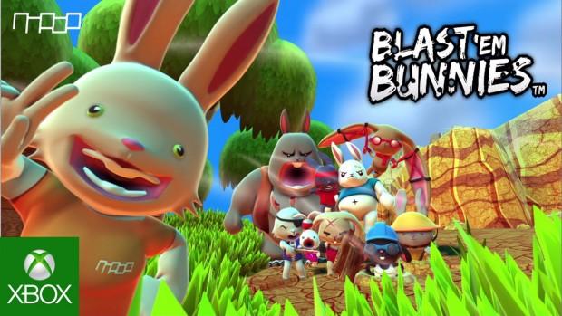 Blast Em Bunnies Xbox