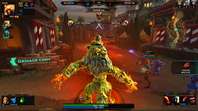 Smite Xbox One Preview
