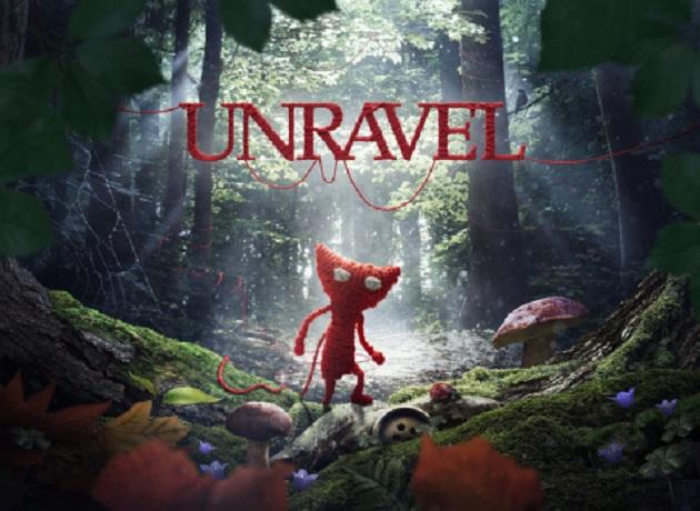 Unravel E3 2015 Trailer