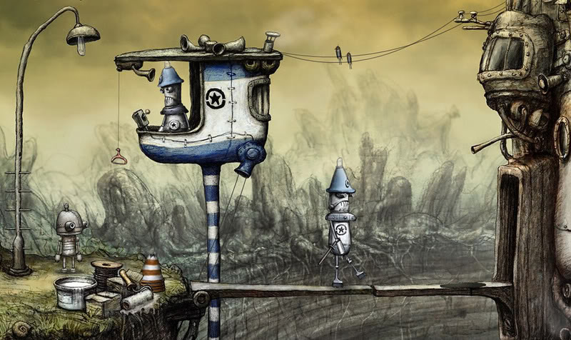 Machinarium refused for XBLA, moves to PSN instead *UPDATED*