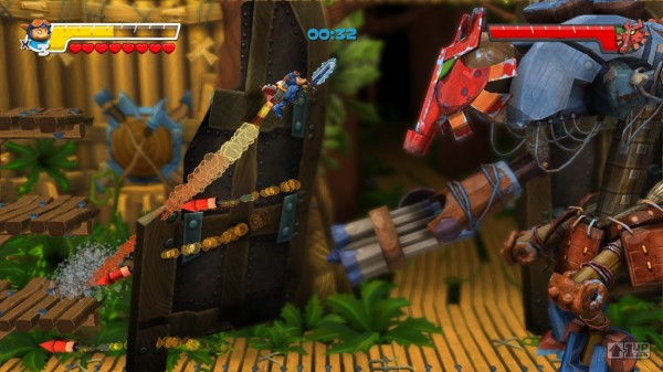 Rocket Knight blasting his way to XBLA this May