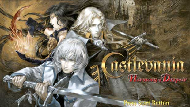 Six player Castlevania: Harmony of Despair coming to XBLA?
