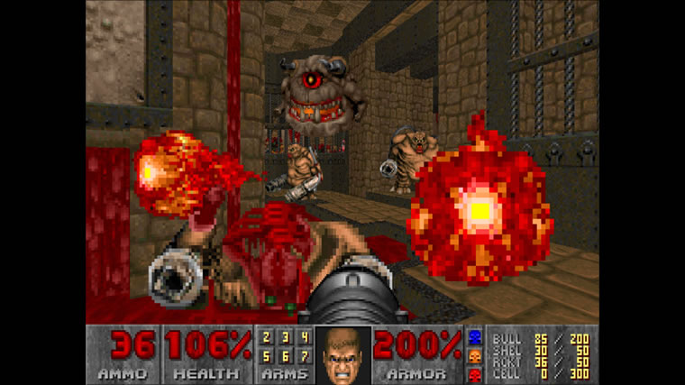 Doom II review (XBLA)